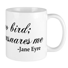 No Net Ensnares Me Small Mug