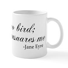 No Net Ensnares Me Small Small Mug