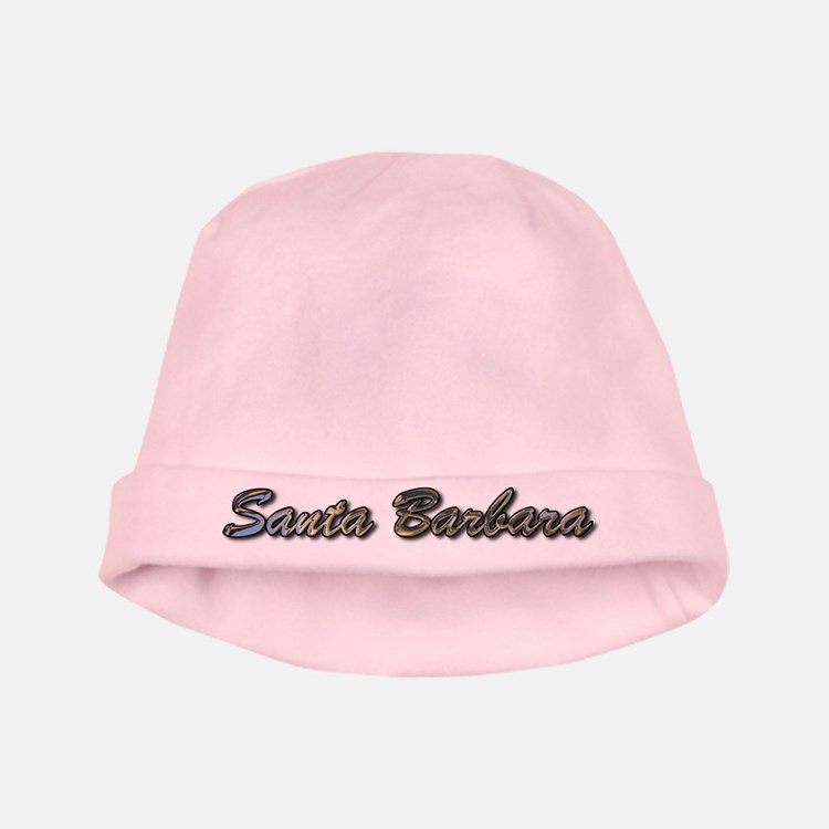 Santa Barbara baby hat