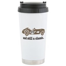 77th Birthday Classic Car Travel Mug