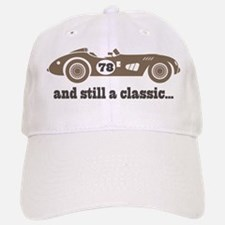 78th Birthday Classic Car Baseball Baseball Cap