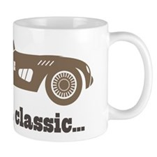 80th Birthday Classic Car Mug