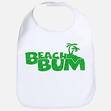 Green Beach Bum Bib