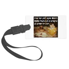 Adopt A Pet Luggage Tag
