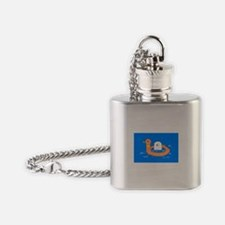 Yaya Lifesaver Flask Necklace