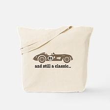 81st Birthday Classic Car Tote Bag