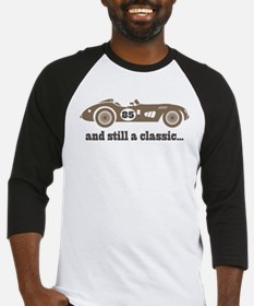 85th Birthday Classic Car Baseball Jersey