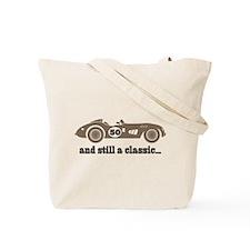 85th Birthday Classic Car Tote Bag