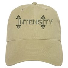 INTENSITY -- Fit Metal Designs Baseball Cap