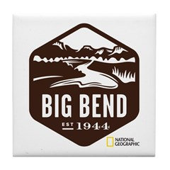Big Bend Tile Coaster