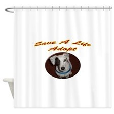Save A Life Shower Curtain