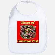 Ghost of Christmas Past Bib