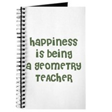 Happiness is being a GEOMETRY Journal