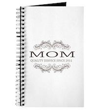 Mom 2011 - Vintage Quality Service Journal