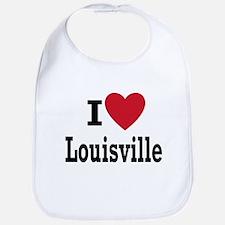 I Love Cities-Louisville-Wilbert Bib