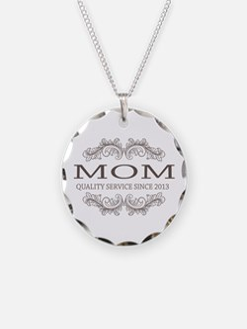 Mom 2013 Vintage Quality Service Necklace