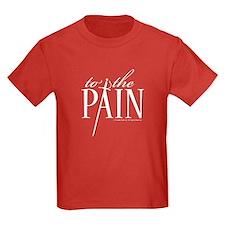 Princess Bride Pain Kids T-Shirt