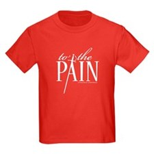 Princess Bride Pain Kids T-Shirt