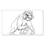 Noble Ape 2012 Sticker