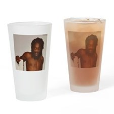 Dennis Brown Topless Drinking Glass