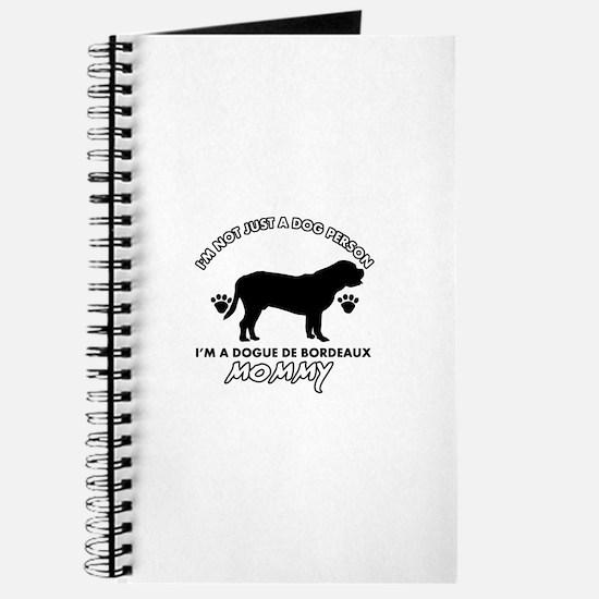 Dogue de Bordeaux dog breed designs Journal