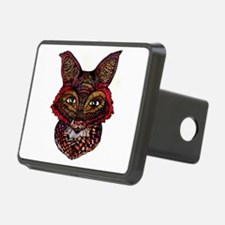 Fox Patterns Hitch Cover