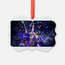Merlin the Web Wizard Ornament