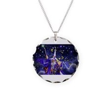 Merlin the Web Wizard Necklace