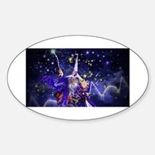 Merlin the Web Wizard Decal