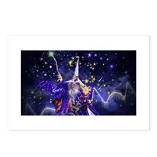 Merlin the Web Wizard Postcards (Package of 8)