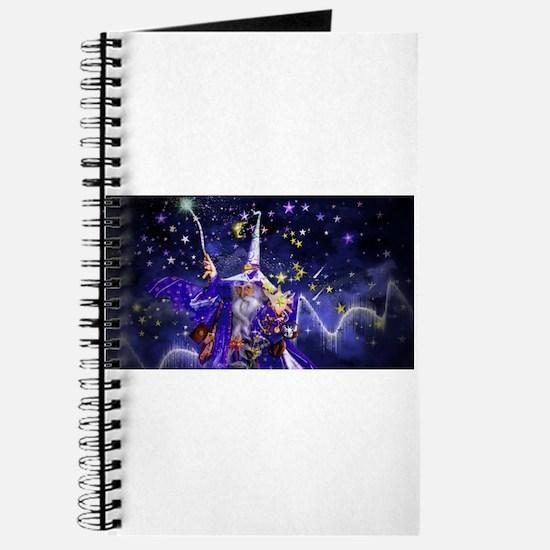 Merlin the Web Wizard Journal
