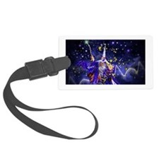 Merlin the Web Wizard Luggage Tag