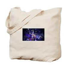 Merlin the Web Wizard Tote Bag