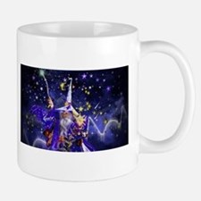 Merlin the Web Wizard Small Small Mug