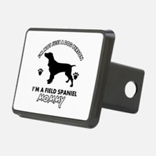 Field Spaniel dog breed designs Hitch Cover