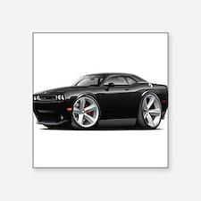 Challenger SRT8 Black Car Sticker