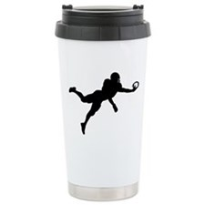Football player Travel Mug