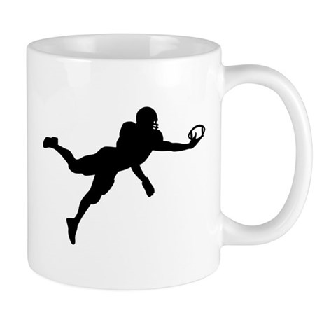Football player Mug