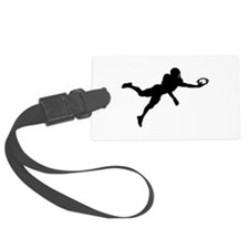 Football player Luggage Tag