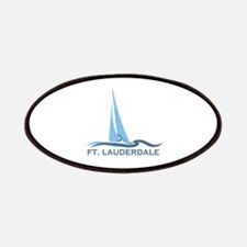 Fort Lauderdale - Sailing Design Patches