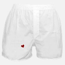 pregnant wife love.png Boxer Shorts