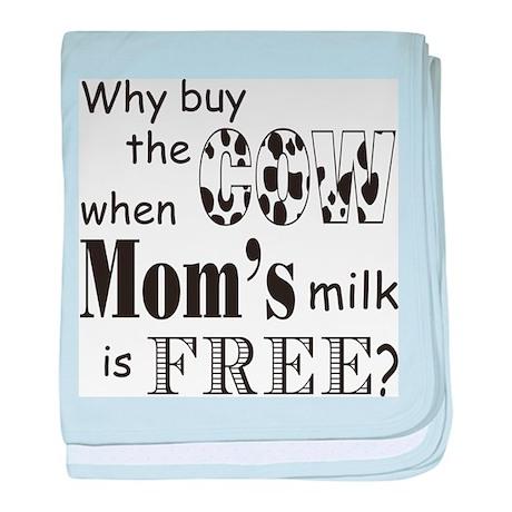Mommy's Milk Baby Blanket