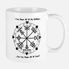 Pagan Wheel of the Year T-Shirt Mug