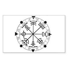 Pagan Wheel of the Year T-Shirt Decal