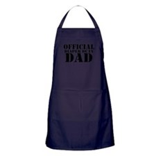 official diaper duty dad.png Apron (dark)