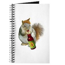 Squirrel Acorn Beer Journal