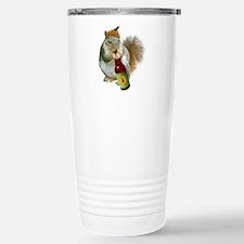Squirrel Acorn Beer Travel Mug
