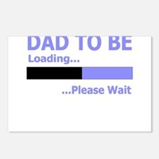 dad loading.png Postcards (Package of 8)