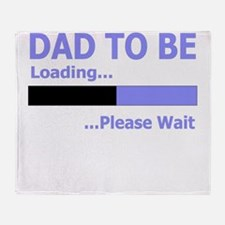 dad loading.png Throw Blanket