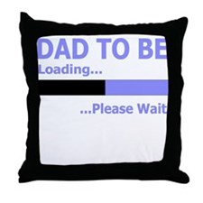 dad loading.png Throw Pillow